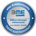 Standards qualité contrôlés par l'Union BME.